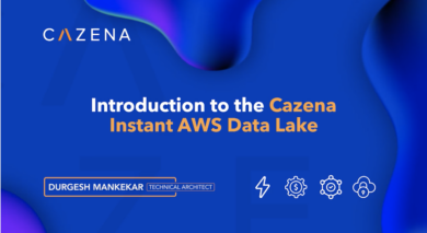 Screencast: Cazena Instant Data Lake